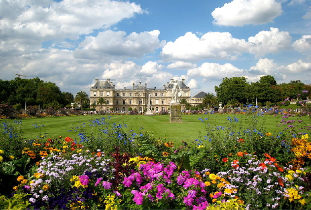 Jardin du Luxembourg Paris best garden