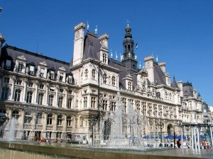 Paris Hotel de Ville (City Hall)