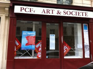French Communist Party office