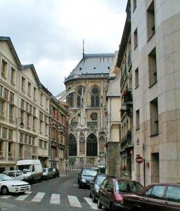 Views from your new home in Paris--Le Notre Dame Fractional Ownership