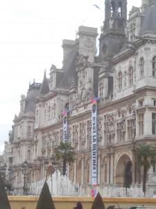 Paris City Hall shares the good news!!