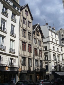 Our latest offering is located in one of the oldest buildings in Paris, next to the Seine.