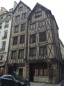 One of Paris' three oldest buildings. A true Paris historical monument.